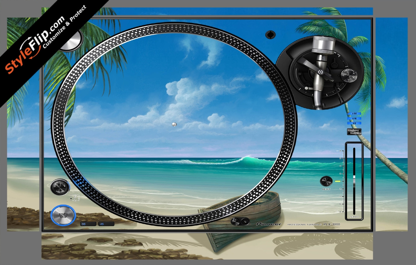 Paradise Lost  Pioneer PLX-1000