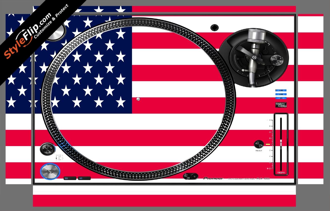 United States Of America Pioneer PLX-1000