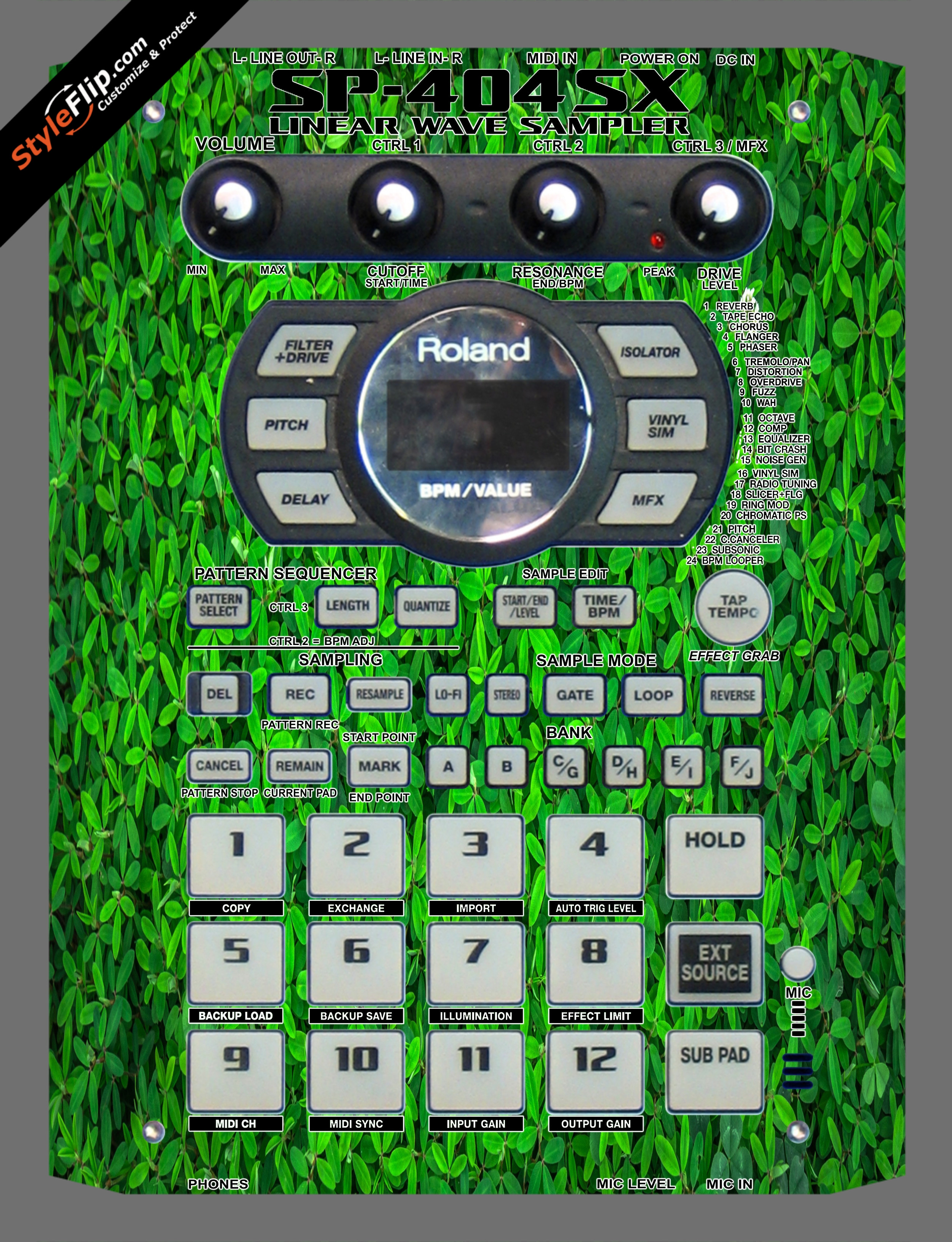 Lucky Charms  Roland SP-404 SX