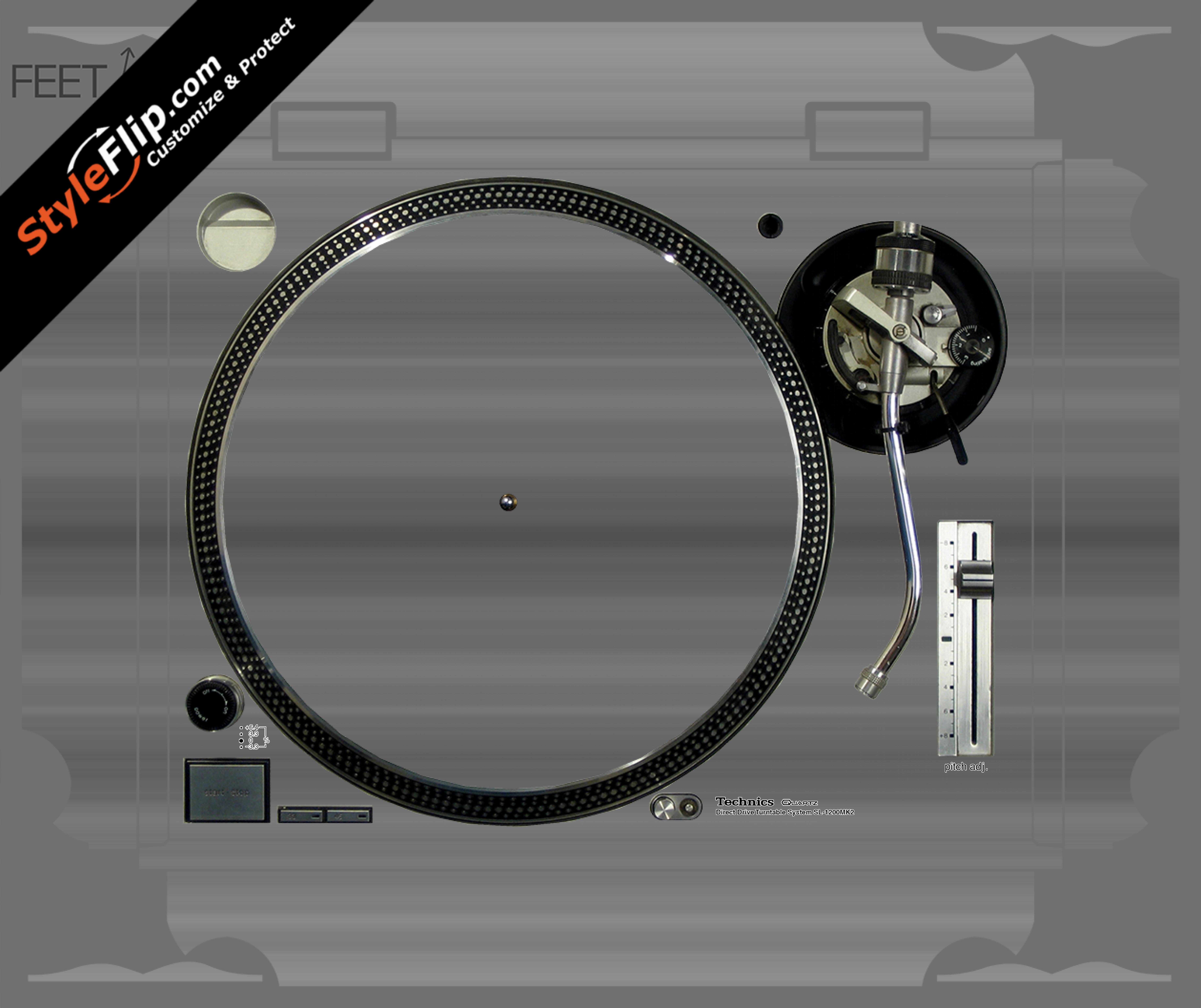 Grays Technics SL-1200 MK2