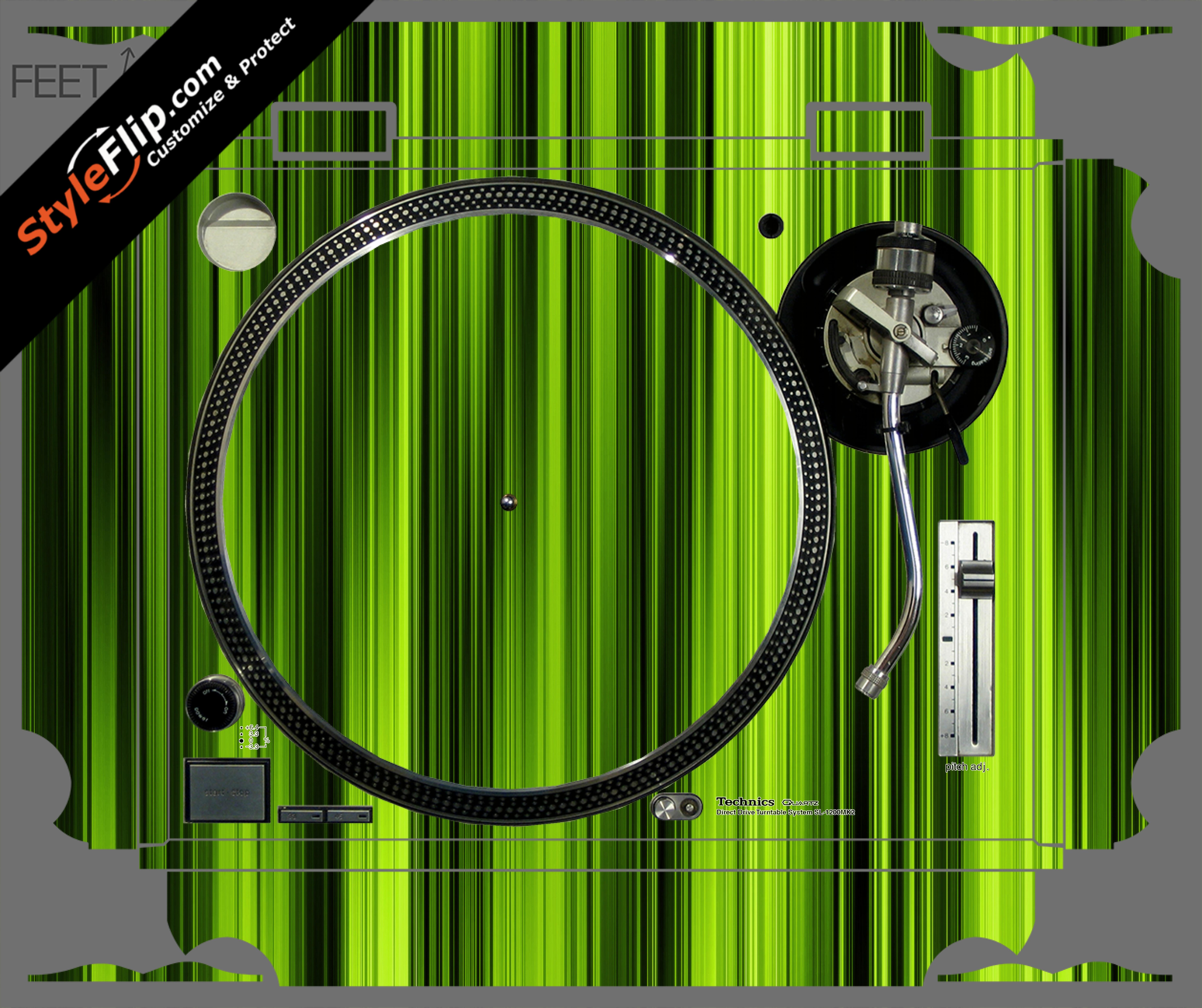 Matrix Technics SL-1200 MK2