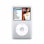 Apple iPod Classic 6th Gen 80/120GB Skins Custom Sticker Covers & Decals