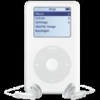 Apple iPod 4G Mono Skins Custom Sticker Covers & Decals