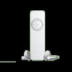 Apple iPod Shuffle 1G Skins Custom Sticker Covers & Decals