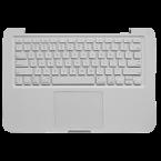 "Apple Macbook 13"" Original Keyboard (White/Black model) Skins Custom Sticker Covers & Decals"