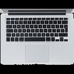 "Apple Macbook Pro 13"" Retina Display Keyboard Skins Custom Sticker Covers & Decals"