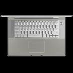 Apple MacBook Pro 15-Inch Non-Unibody 1st Generation Keyboard Skins Custom Sticker Covers & Decals