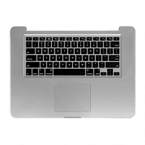 "Apple Macbook Pro 15"" Unibody Keyboard (2008-2009 Model) Skins Custom Sticker Covers & Decals"