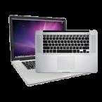 "Apple Macbook Pro 15"" Unibody Keyboard (2011-2012 Model) Skins Custom Sticker Covers & Decals"
