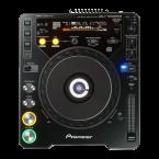 Pioneer CDJ-1000/CDJ-1000MK2 Skins Custom Sticker Covers & Decals