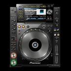 Pioneer CDJ-2000 Nexus skins