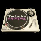 Technics SL-1200 MK2 Skins Custom Sticker Covers & Decals