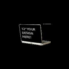 "12"" Generic Laptop Back-10.75"" x 8.3"""