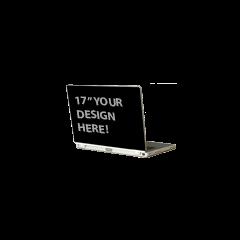 "17"" Generic Laptop Back-15.3"" x 10"""