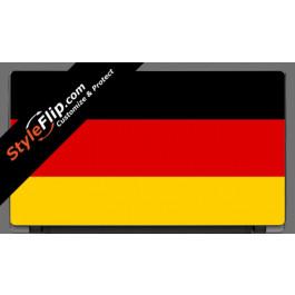 German Flag  Acer Aspire V5 11.6