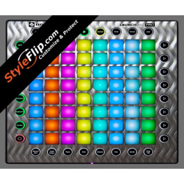 Embossed Novation Launchpad Pro