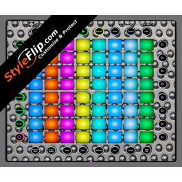 Enforcer  Novation Launchpad Pro