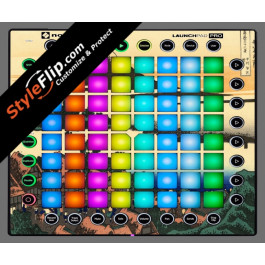 Fuji  Novation Launchpad Pro
