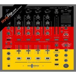 German Flag  Pioneer DJM 700