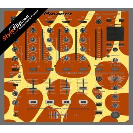 Giraffe Print  Pioneer DJM 700