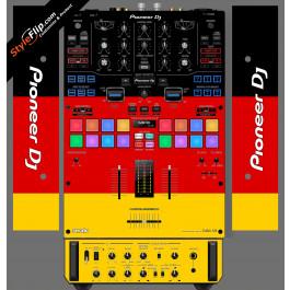 German Flag  Pioneer DJM S9