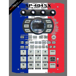 French Flag  Roland SP-404 SX