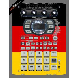 German Flag  Roland SP-404 SX