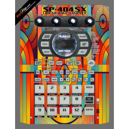 Glassworks Roland SP-404 SX