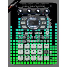 Green Equalizer  Roland SP-404 SX