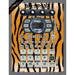 Tiger Stripes Roland SP-404 SX