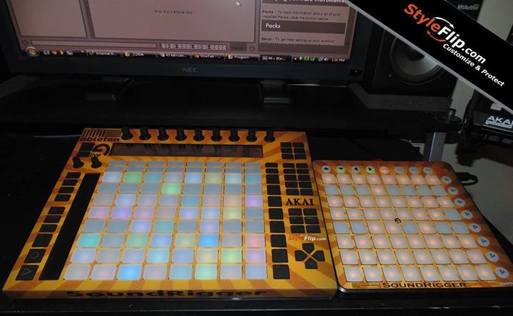 Novation Ableton Launchpad Skin Decals Covers Amp Stickers