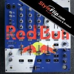 Custom Redbull Pioneer DJM-800 Styleflip Skin
