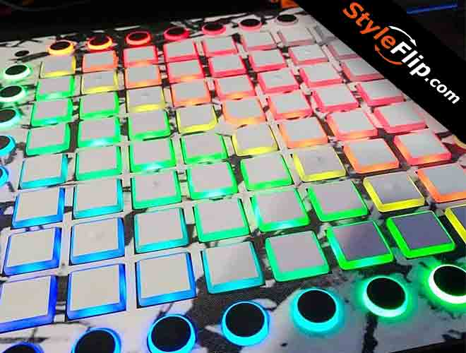 Novation Launchpad Pro Skin Decals Covers Amp Stickers